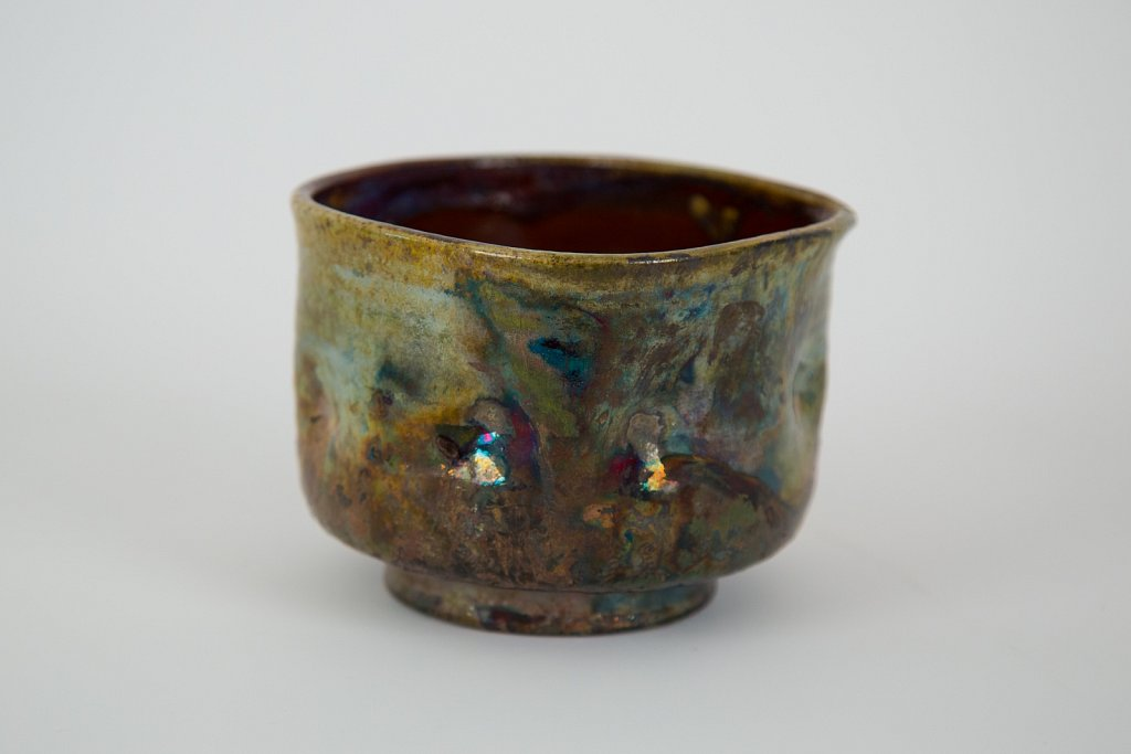 Vessel with Gold (Verso)