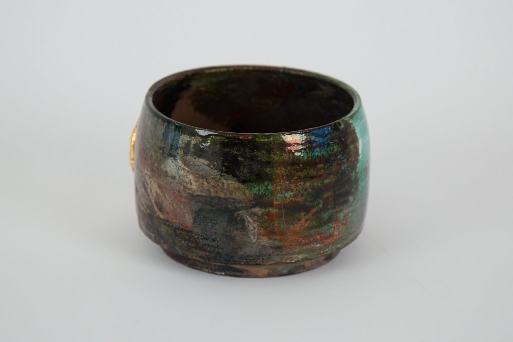 Vessel with Gold (Side)