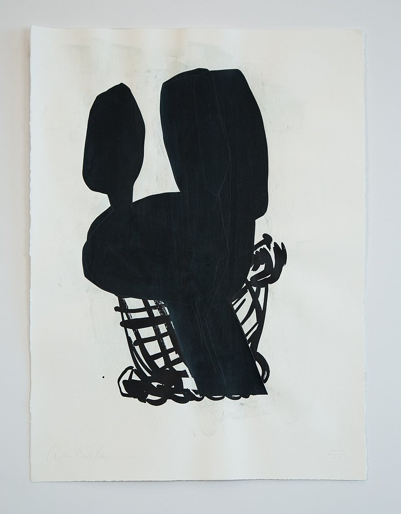 Drawing Inventory: Untitled (Figure Head)