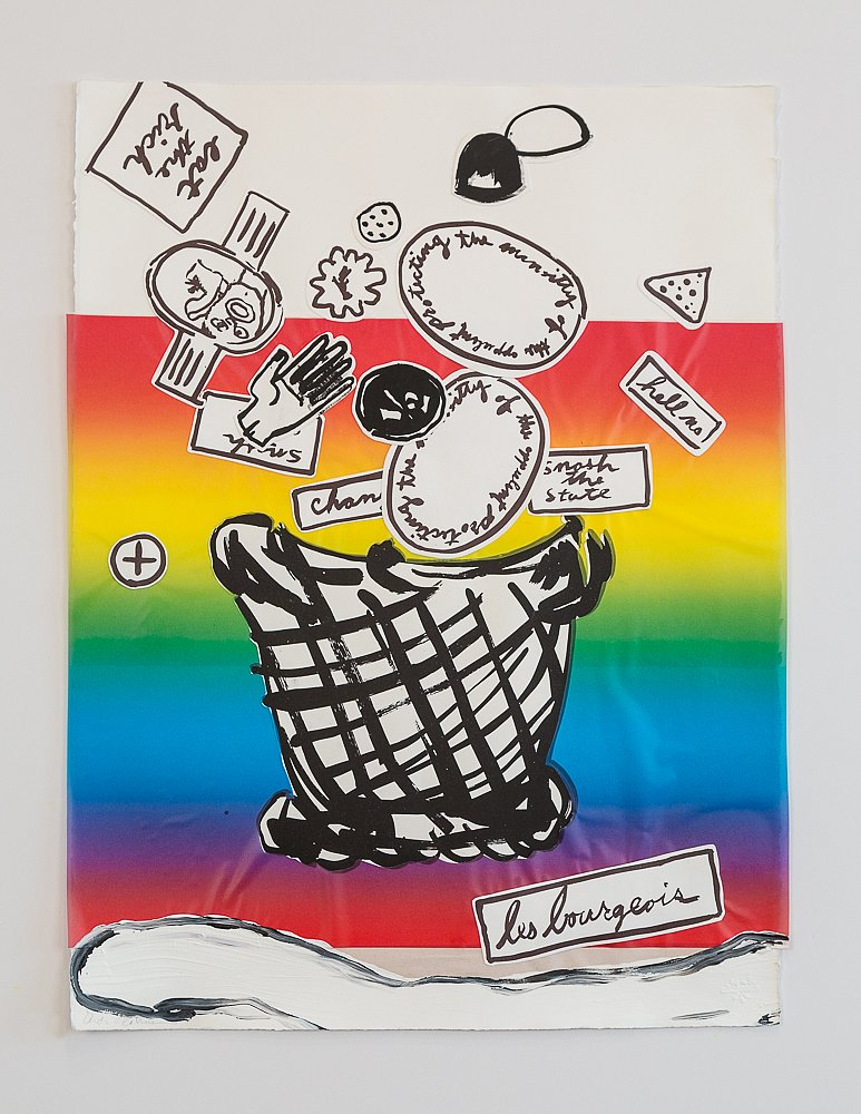 Drawing Inventory: Untitled (Les Bourgeois)